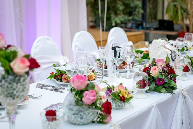 Przyjęcie weselne wymaga odpowiedniego menu