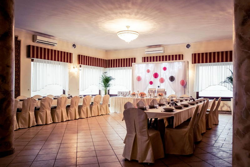 Restauracja weselna - Sobieska
