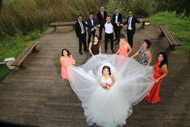 Wybór świadków weselnych
