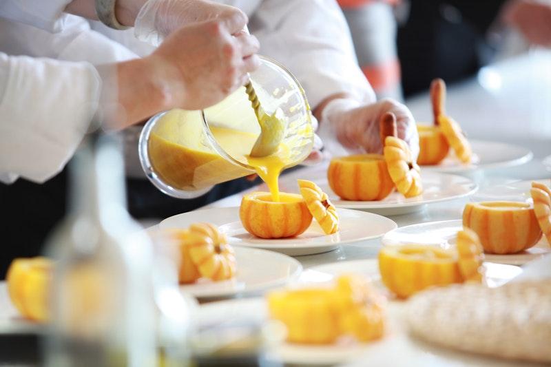 Przygotowanie deserów